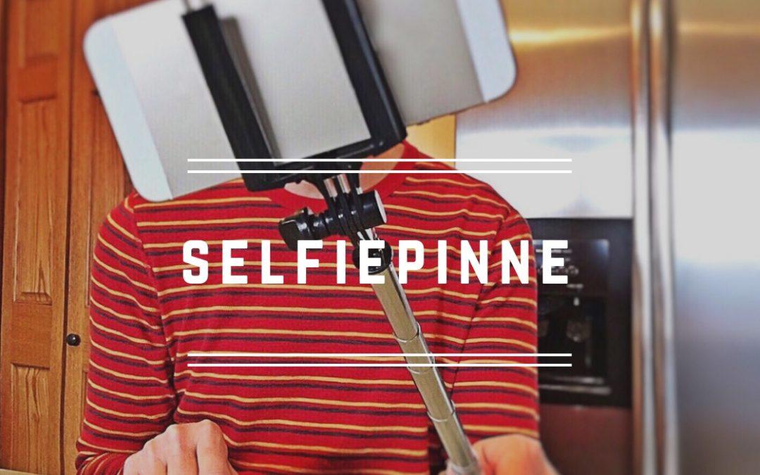 Vår nya selfiepinne