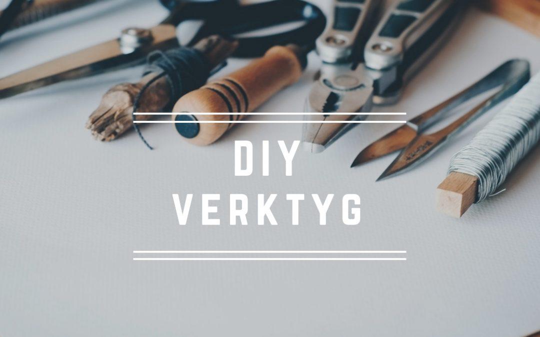 DIY-verktyg – allt du behöver för att göra om hemma