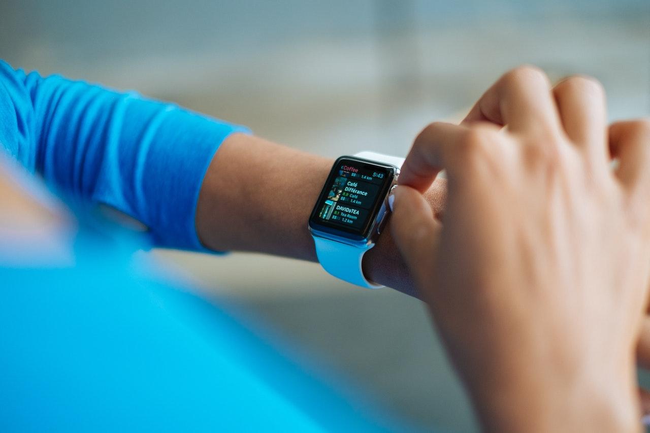 Smart armbandsur