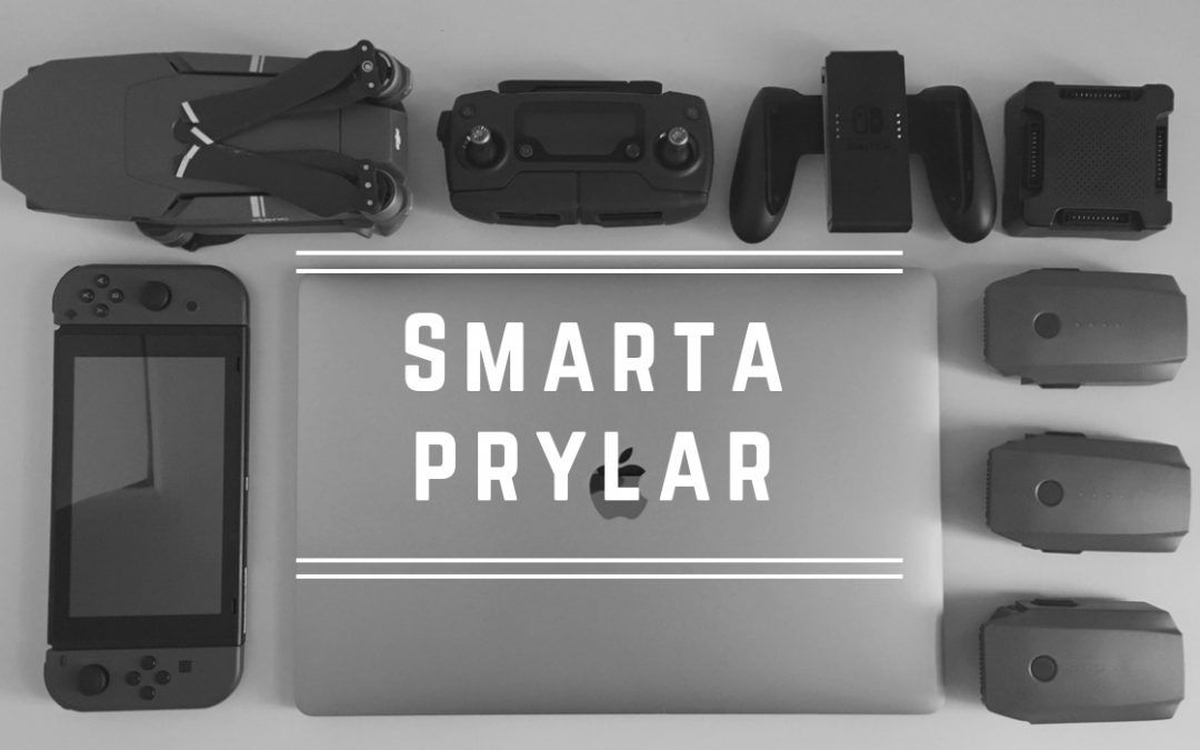 Smarta prylar och smarta gadgets 2018